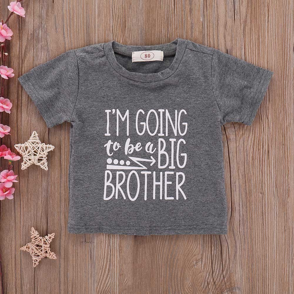Boys T-shirt Big Brother