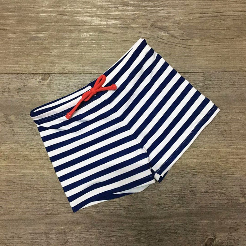 Striped Boys Swimwear
