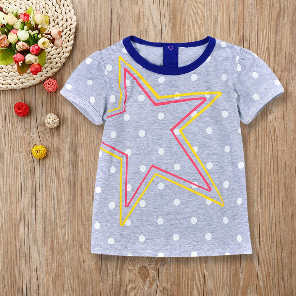 Boys T-shirt Star