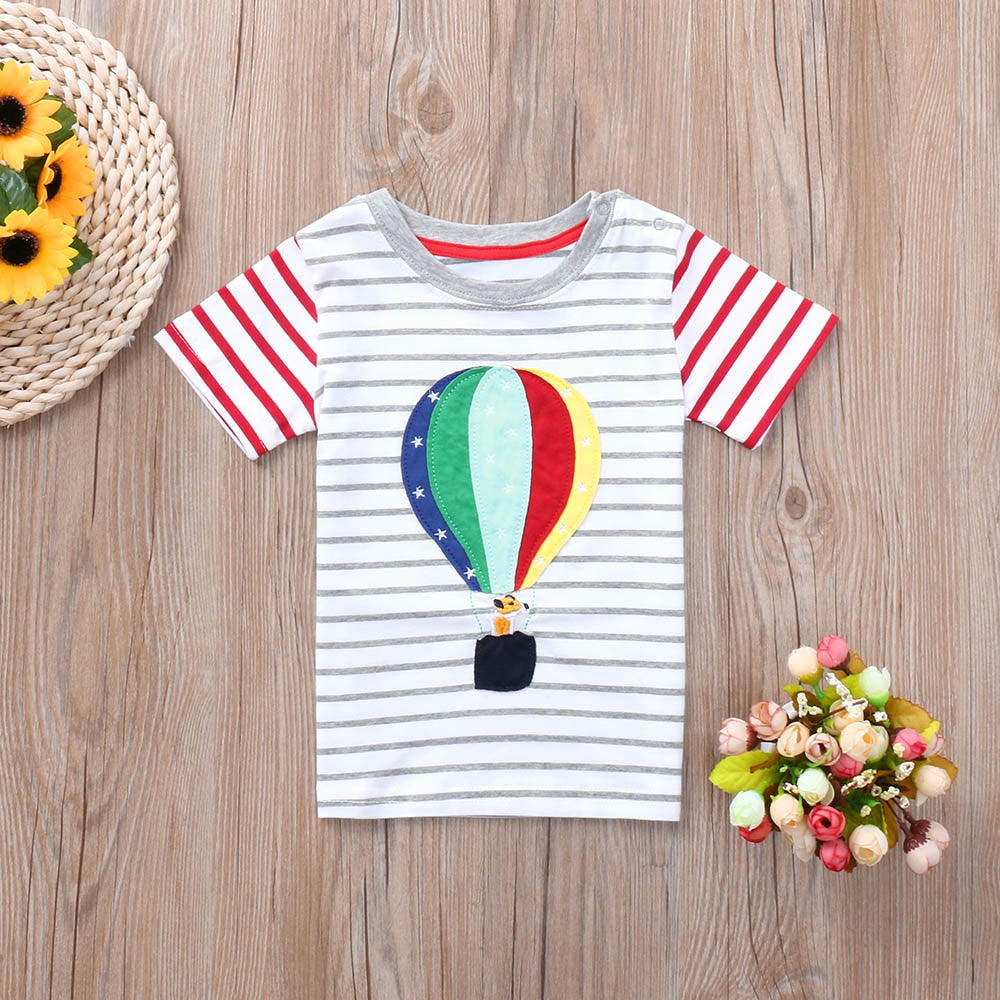Air Balloon Boys T-shirt