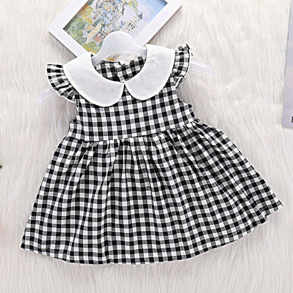 Casual Baby Girls Dress
