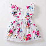 Floral Baby Girls Dress