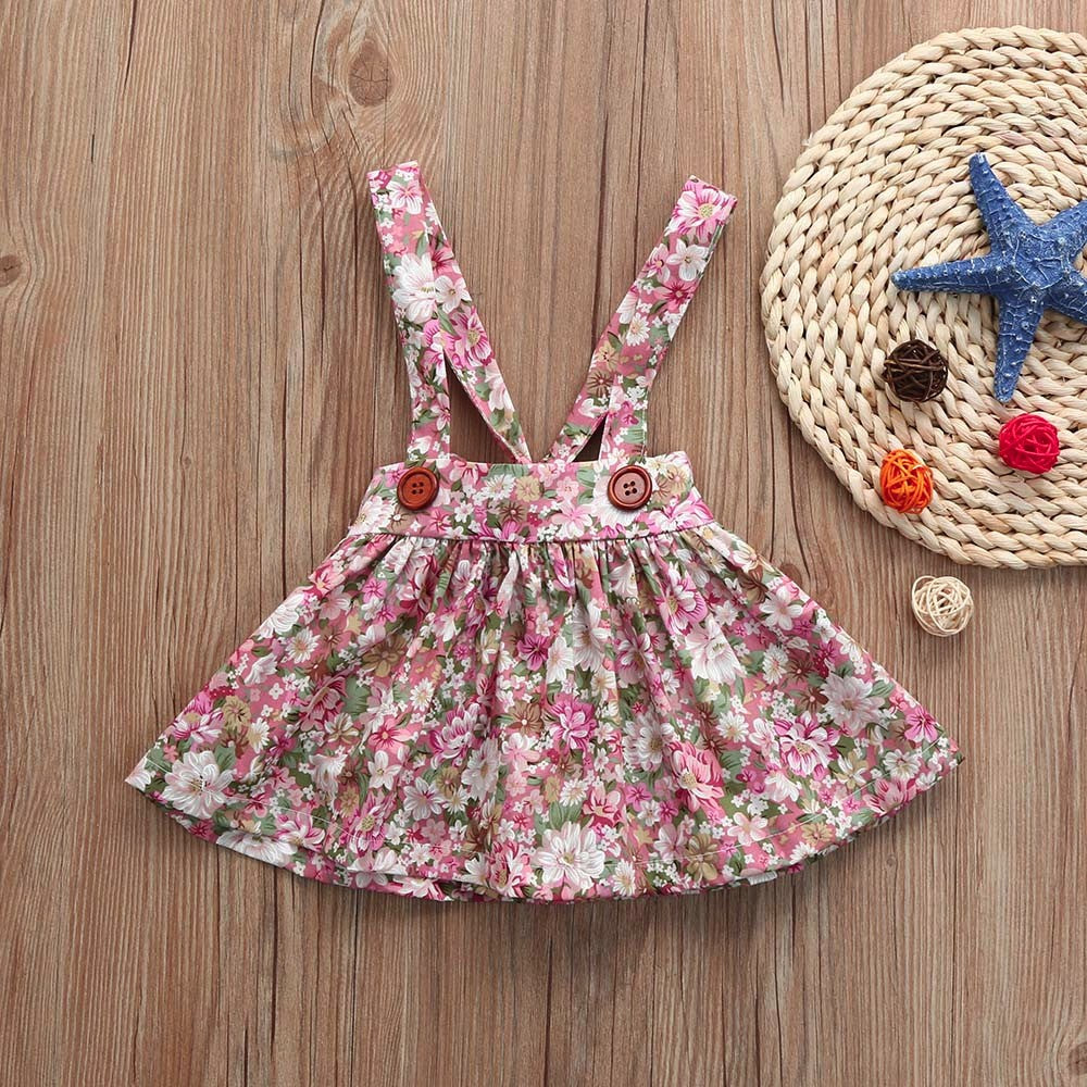 Summer Baby Girls Dress (2 Colors)