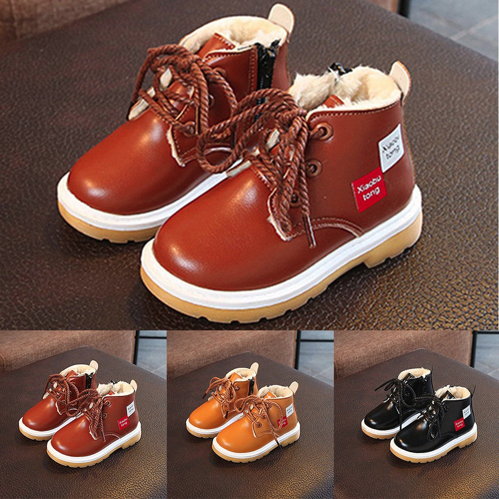 Warm Stylish Boots (3 colors)