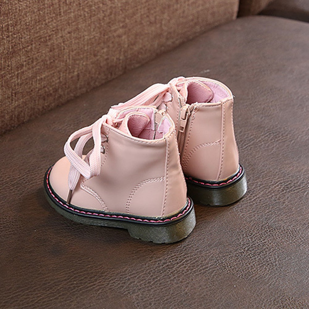 Fashionable Girls Boots