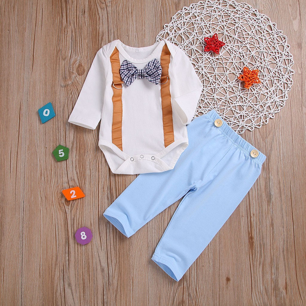 Casual Baby Boys Outfit set (2 colors)