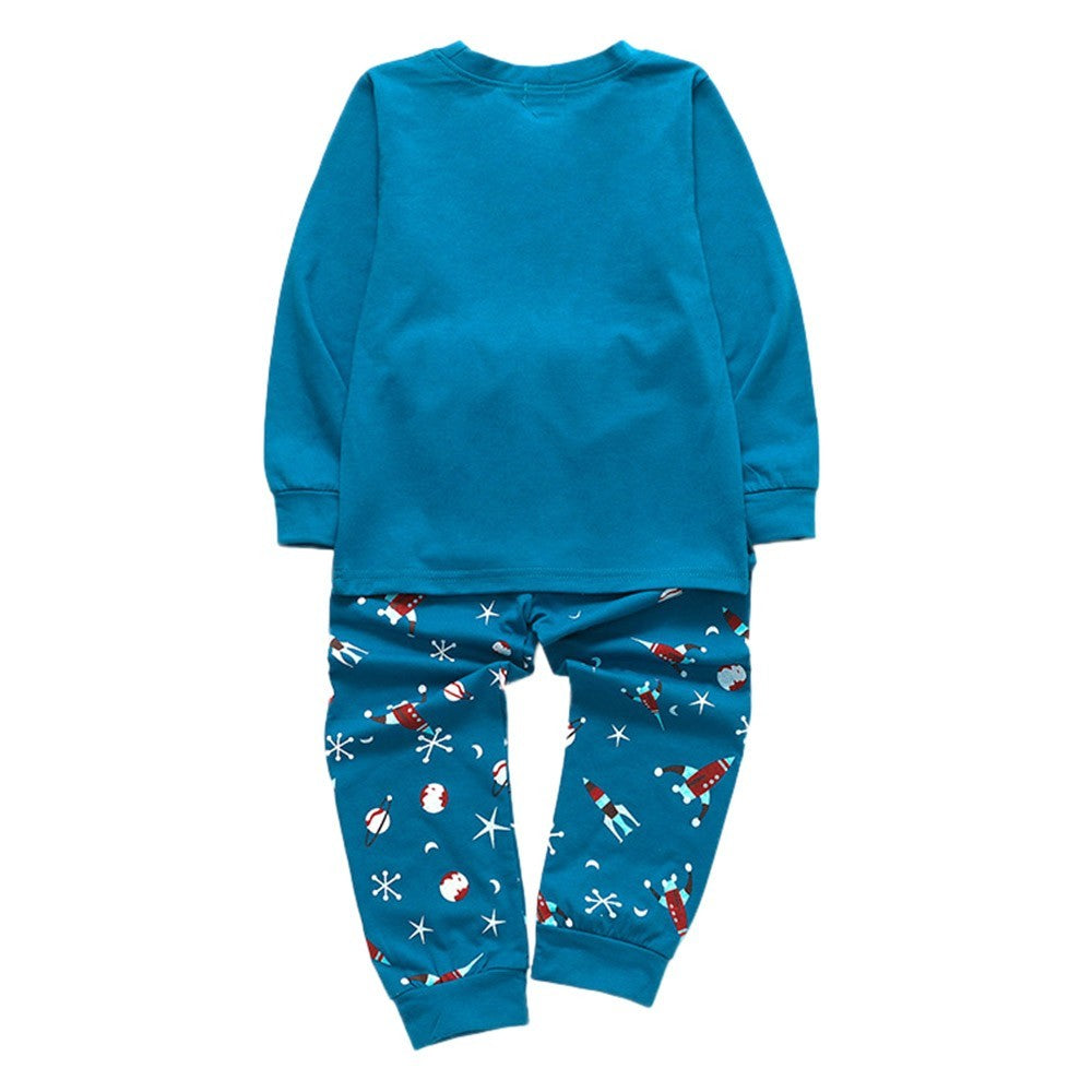Rocket Pajama Boys Sleepwear Set