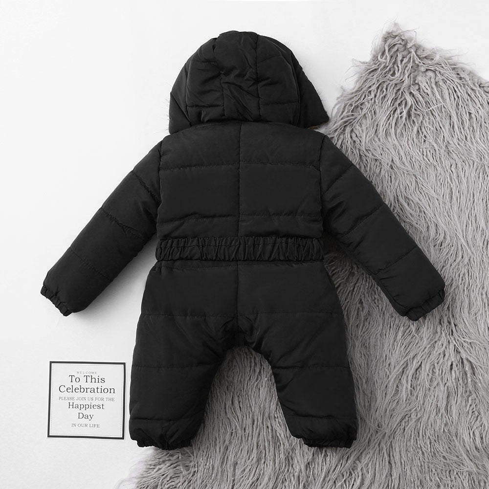 Baby Boy/Girl Hooded Jacket