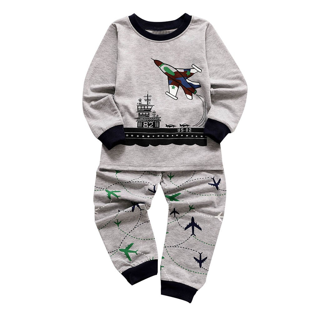 Battle Boys Sleepwear Set