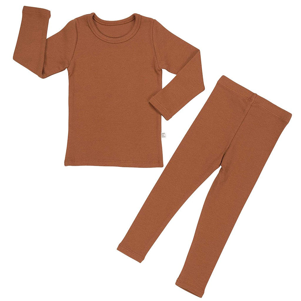 Classic Unisex Sleepwear Set (3 Colors)