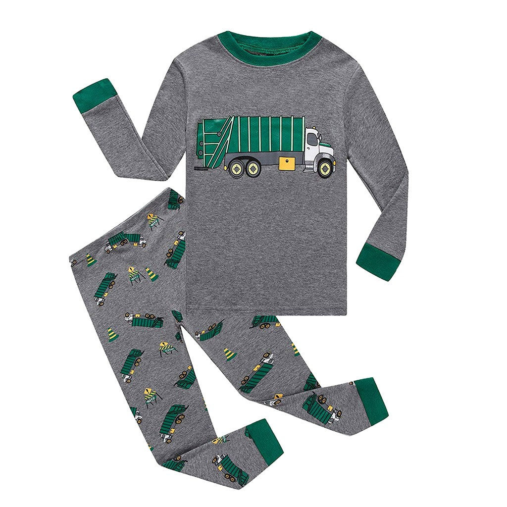 Truck Boys Sleepwear Set