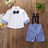 Stylish Summer Boys Outfit Set