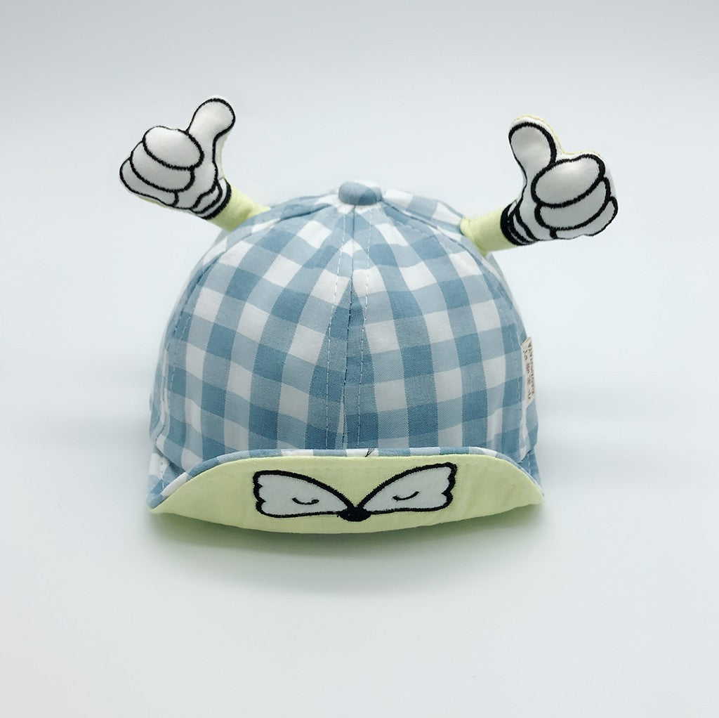 Cartoon Finger Unisex Hat