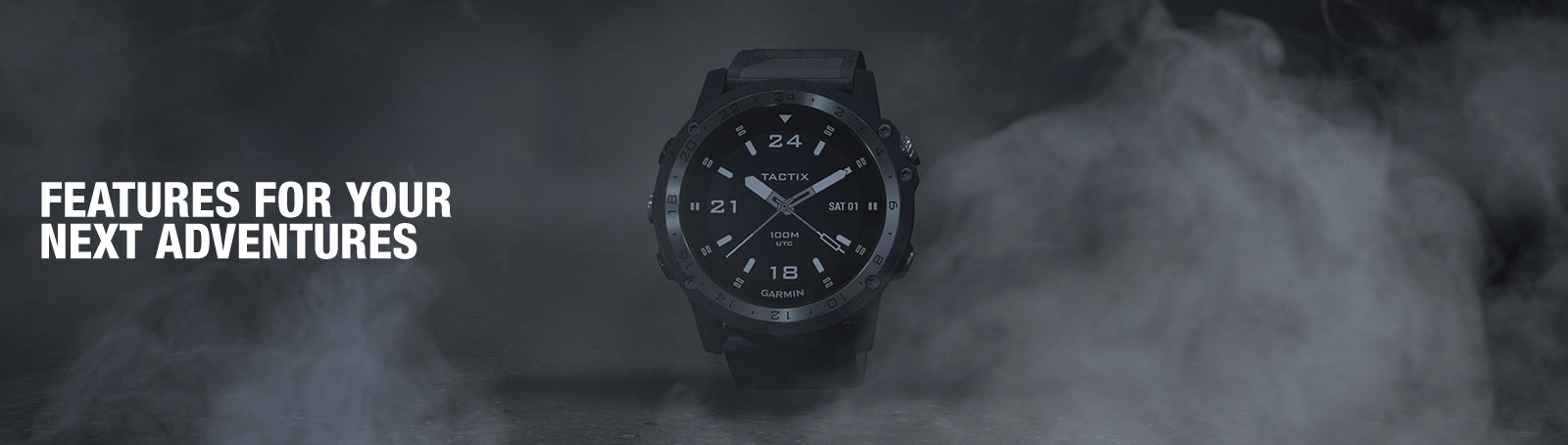 Garmin tactix Delta Sapphire Edition - Features for your next adventure.