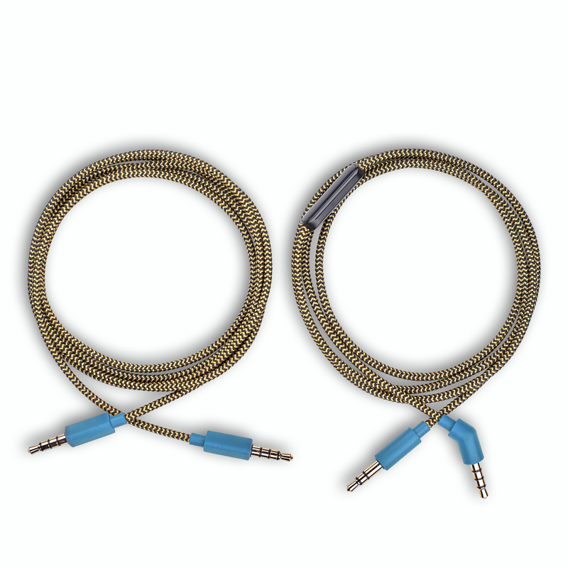 Blue cable set