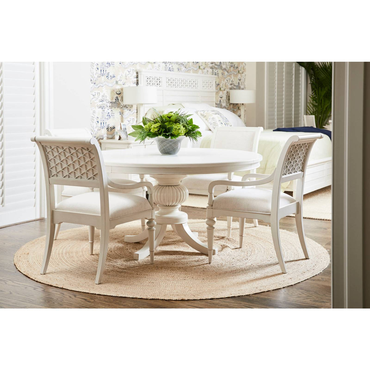 Cypress Grove 54 Quot Round Dining Table Stanley Furniture