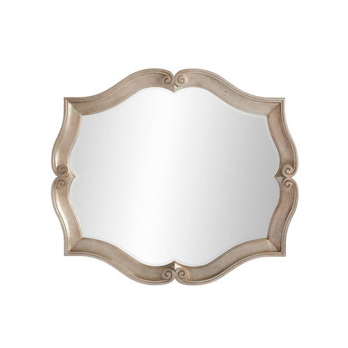 Juniper Dell Scalloped Mirror