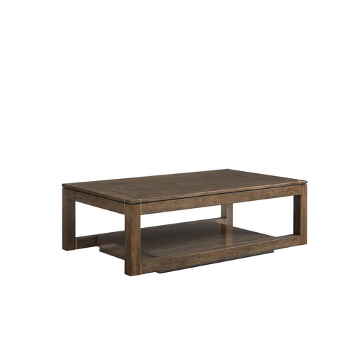Panavista Floating Parsons Rectangular Cocktail Table