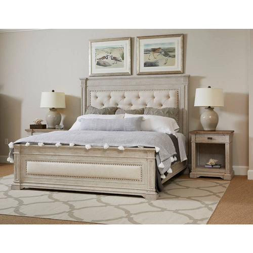 Portico Upholstered Bed