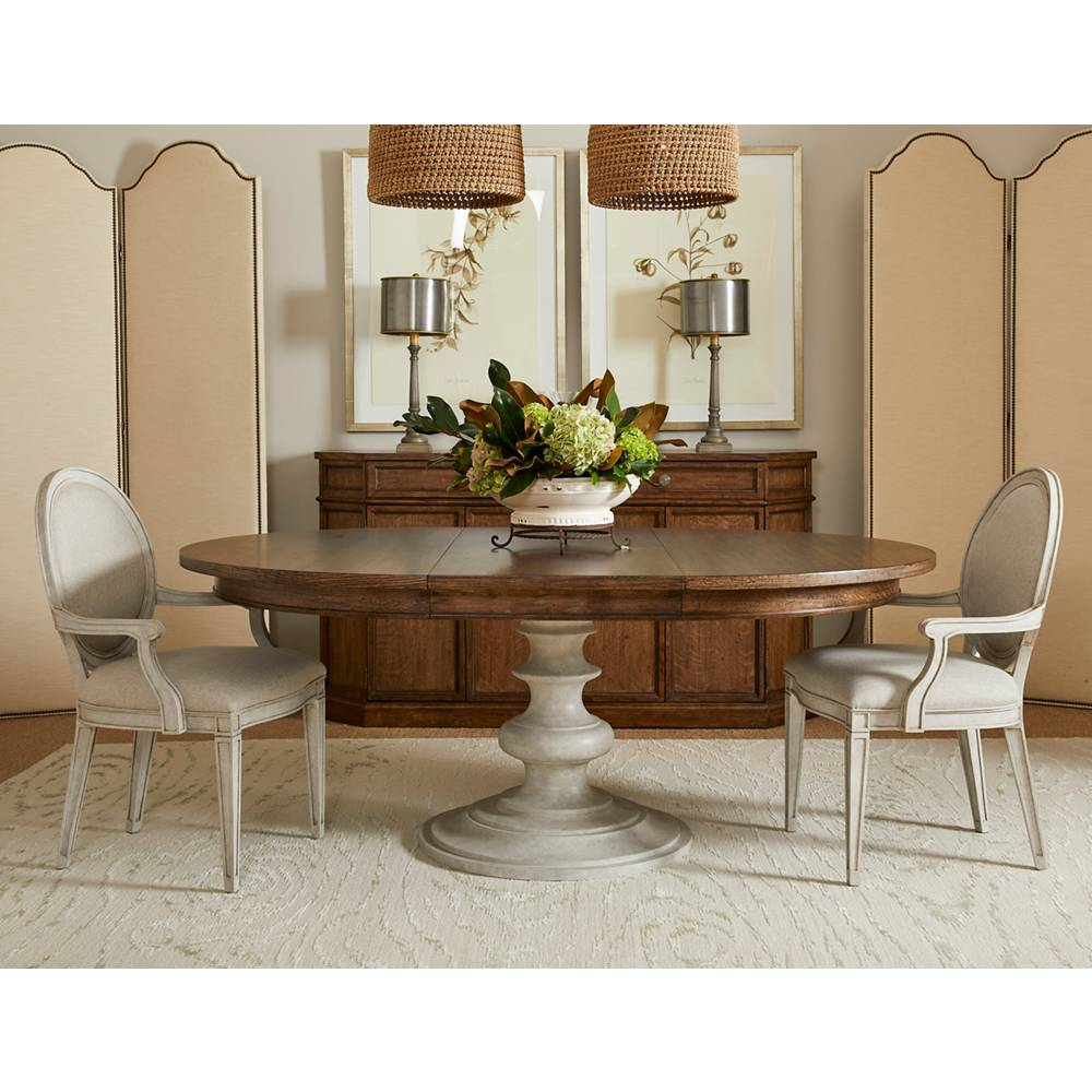 Hillside 60 Round Dining Table Stanley Furniture