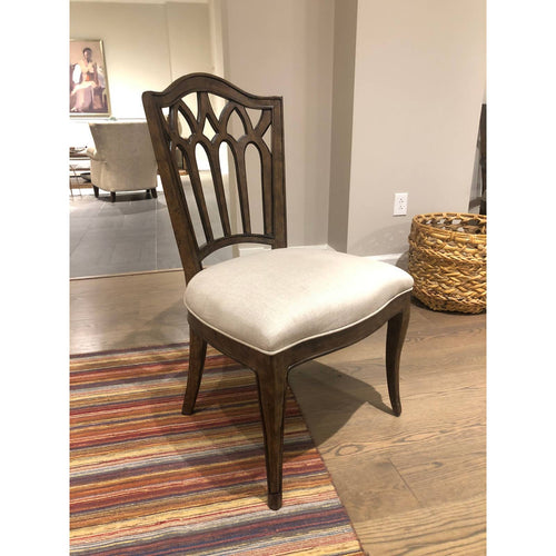 Thoroughbred Gentry Side Chair (wood)