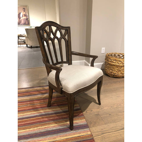 Thoroughbred Gentry Arm Chair (wood)