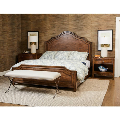Thoroughbred Manor Panel Bed