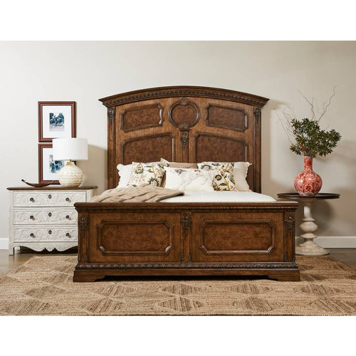 Thoroughbred Chamber Panel Bed