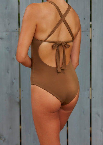 Chocolate One-Piece