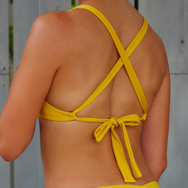 Back Ribbon Bikini Top MUS