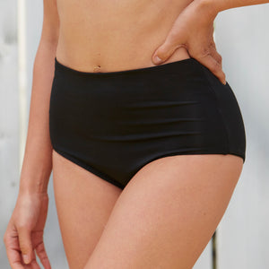 High Waist LOW BLK