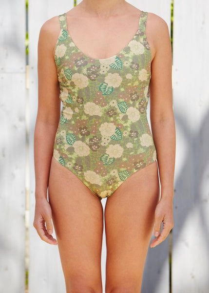 Jungle One-Piece