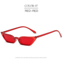Load image into Gallery viewer, OCHELARI DE SOARE ´RED CAT EYE´
