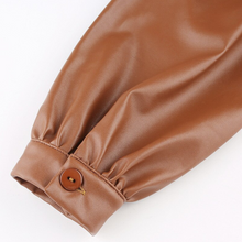 Load image into Gallery viewer, CAMASA 'BROWN LEATHER'