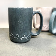 Load image into Gallery viewer, Whimsical Concrete Coffee Mug - 15oz
