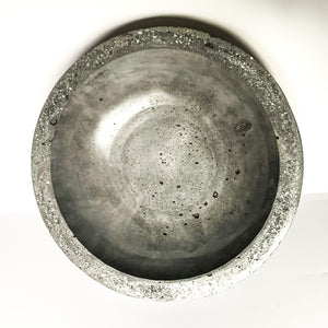 Concrete Bowl - Large