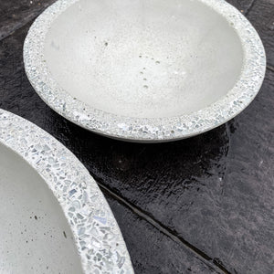 Concrete Bowls - Medium