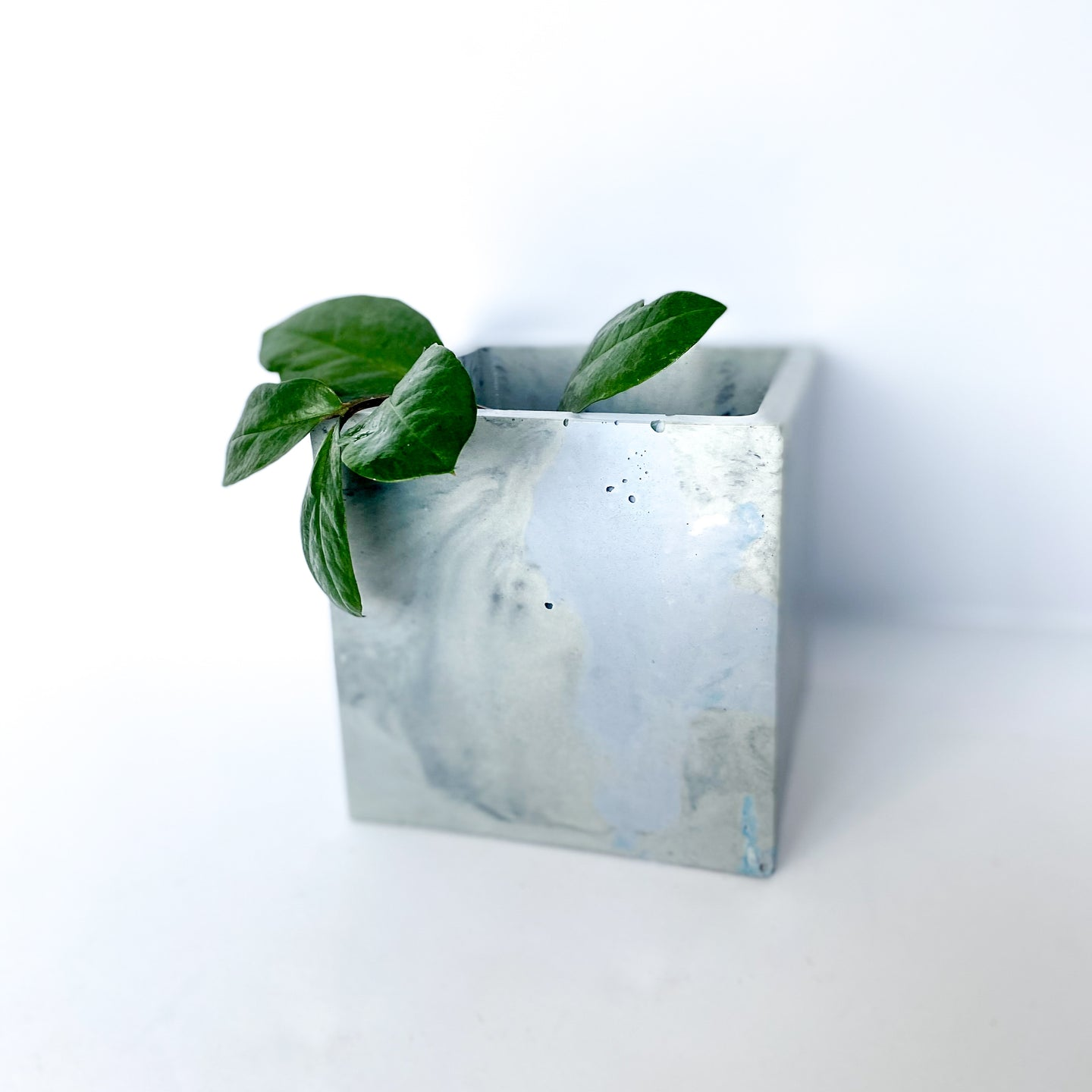 Concrete Square Planter