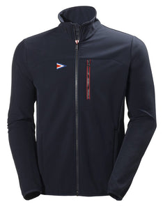 Mens Crew Softshell Jacket by Helly Hansen