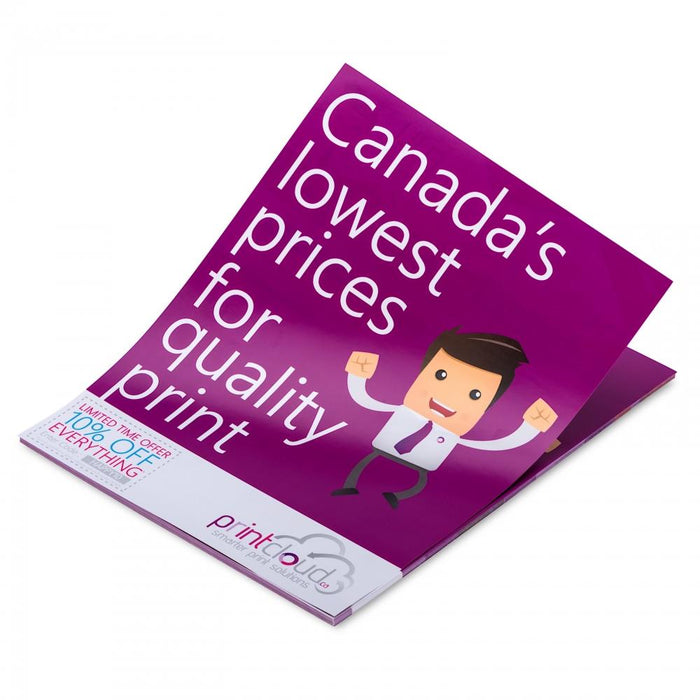 Advertisement - Best Place to Print Flyers Toronto