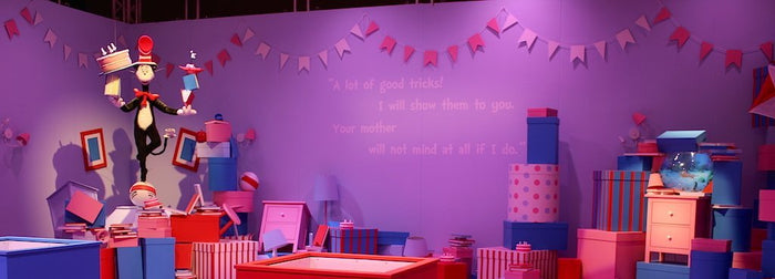 Indoors - Dr. Seuss Experience in Toronto [Mississagua Square One] - Printcloud x Kilburn Media
