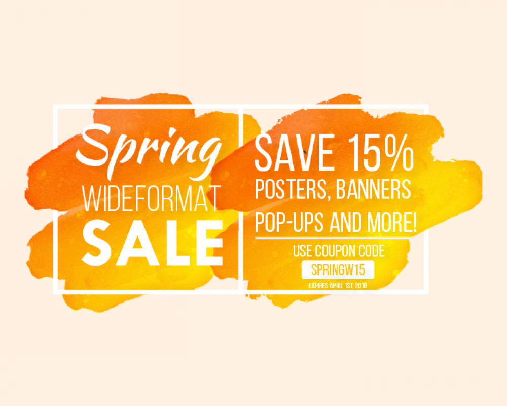 Label - Wide Format Signs and Banner Sale - Online Printing