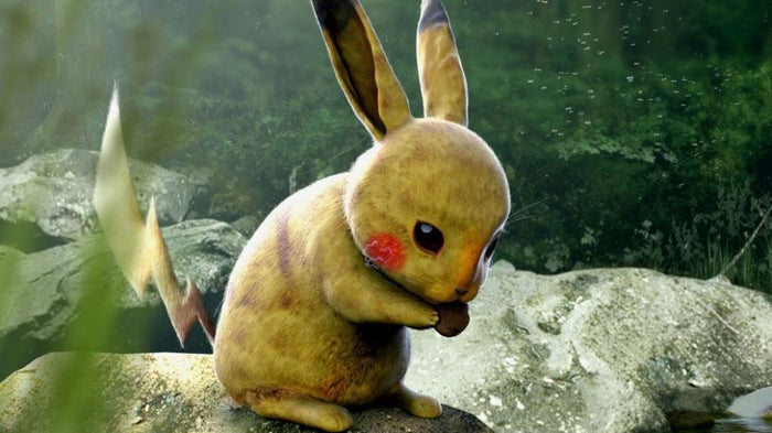 Animal - Pokemon Characters Reimagined As Real Creatures