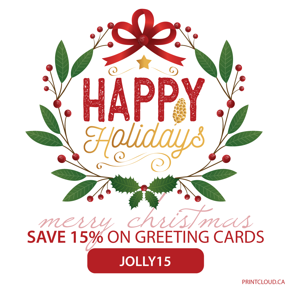 Advertisement - December Sale - Greeting Cards!