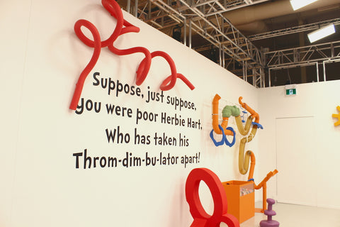 Text - Dr. Seuss Experience in Toronto [Mississagua Square One] - Printcloud x Kilburn Media
