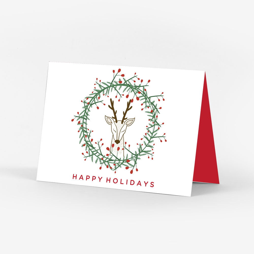 Holiday Greeting Card 27