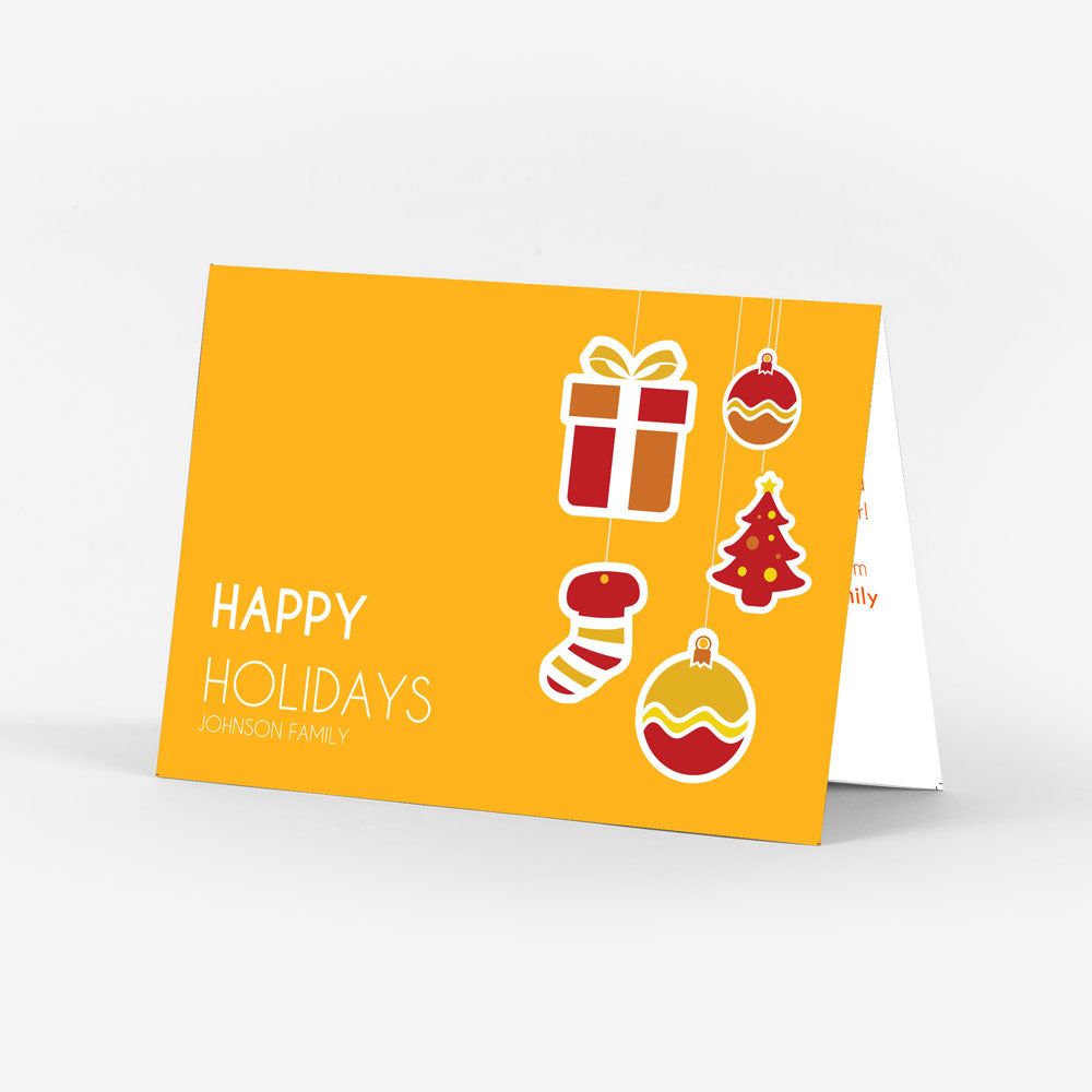 Holiday Greeting Card 9