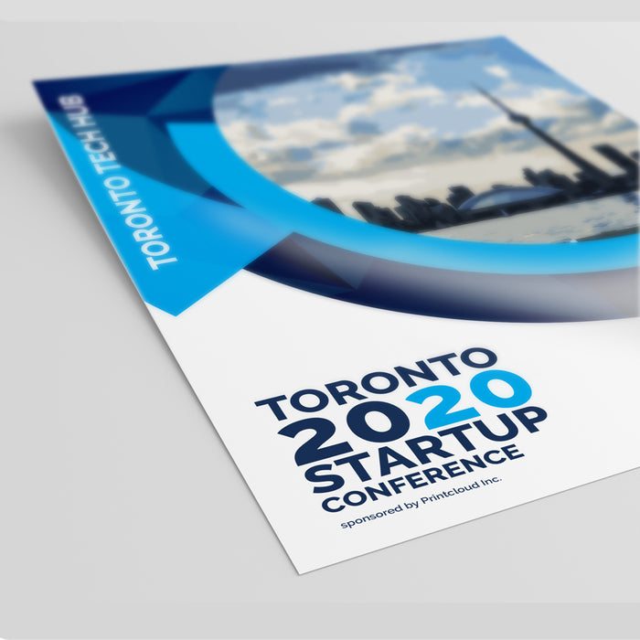 Matte Flyers Printing Canada