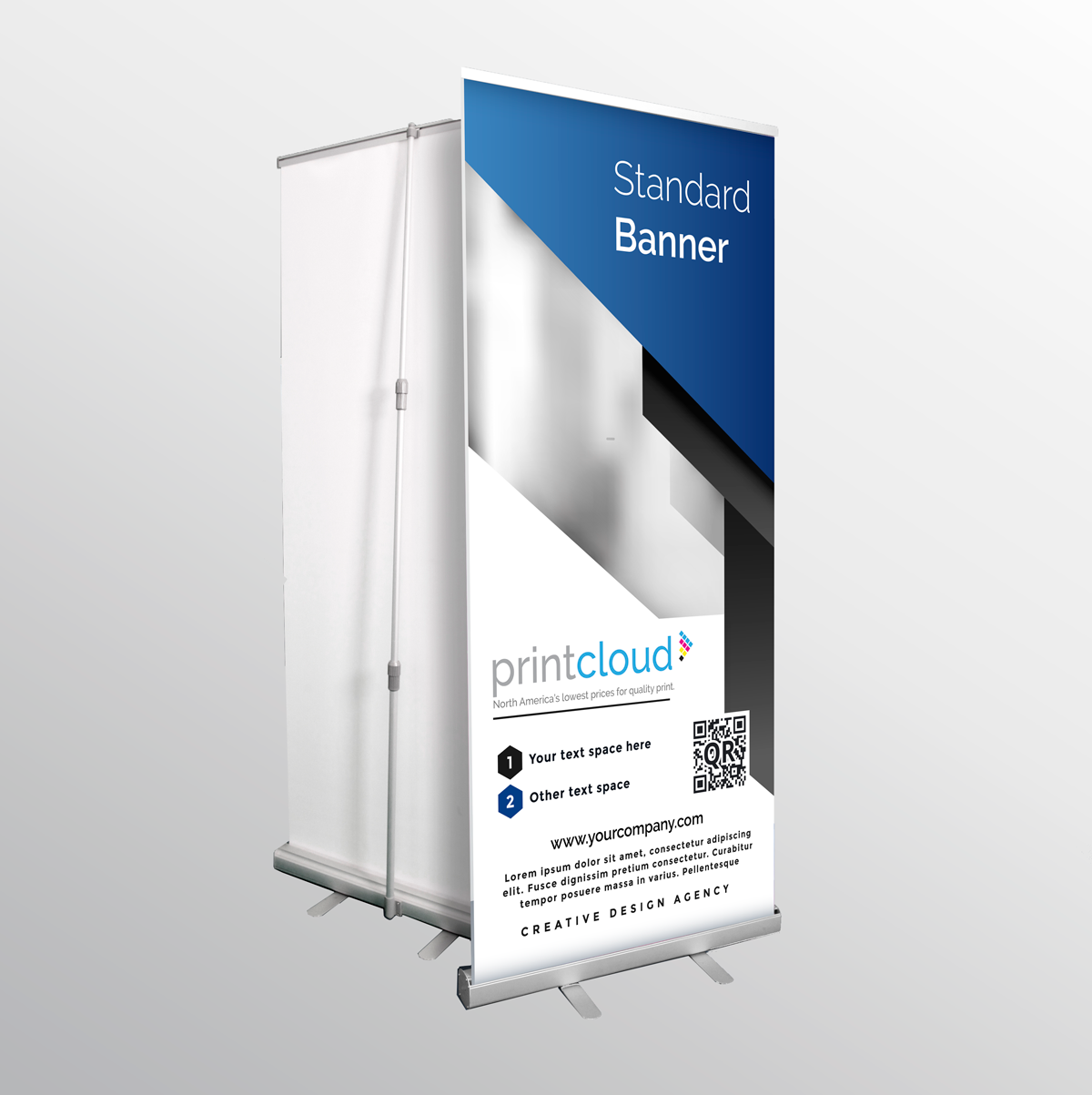 Pop-Up Banner Stands