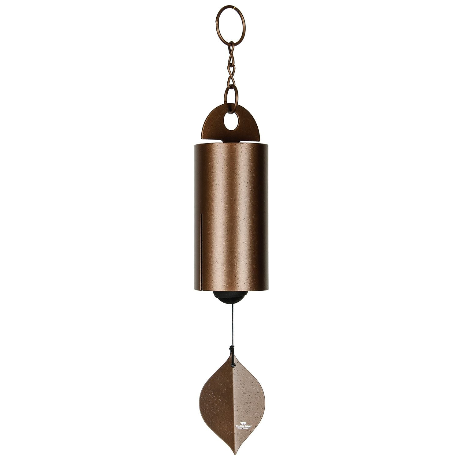 Heroic Windbell - Medium Antique Copper